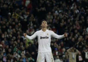Роналдо забил 100-й гол за Реал в Чемпионате Испании