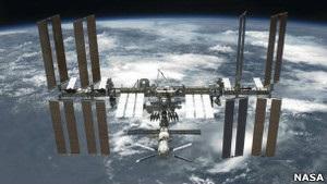 Екіпаж МКС ховався від орбітального сміття