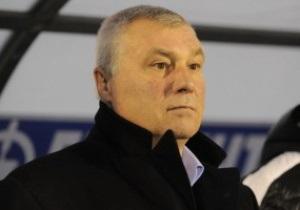 Демьяненко отказался комментировать спорный пенальти в матче с Шахтером