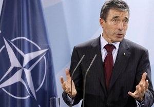 Генсек НАТО: Цього року витрати азіатських країн вперше перевищать витрати європейських союзників по НАТО
