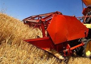 У Кабміні розповіли, який урожай може зібрати Україна у 2012 році
