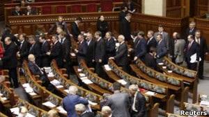 Рада в першому читанні схвалила  часткове  виконання резолюції ПАРЄ