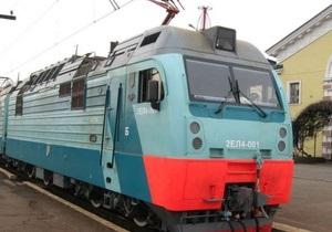 Укрзалізниця оборудует больше тысячи своих поездов системами спутниковой навигации