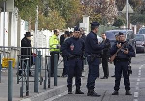 Поліція почала операцію з арешту підозрюваних у нападі на єврейський коледж в Тулузі