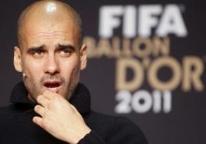 Гвардіола впевнений, що Барселона не зможе виграти чемпіонат