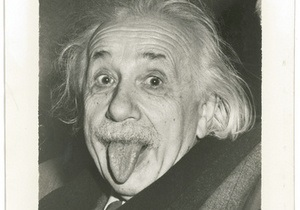 В інтернеті будуть доступні більше 80 тис документів Ейнштейна