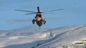 У Норвегії через лавину загинуло четверо туристів