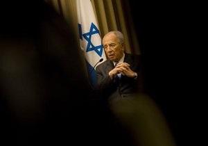 Президент Ізраїлю привітав персів з Новим роком