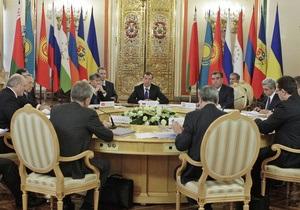 Медведєв: Договір про ЄврАзЕС може бути підписаний до 1 січня 2015 року