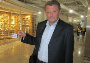 В фан-клуб Кличко вступил Маркевич