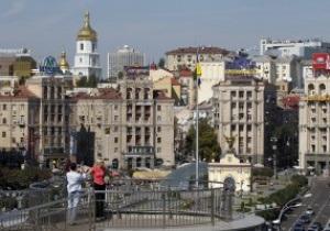 Киевскую фан-зону во время Евро-2012 будут контролировать 50 видеокамер