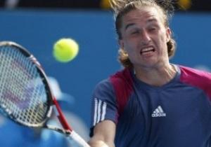Долгополов поднялся на три позиции в рейтинге АТР