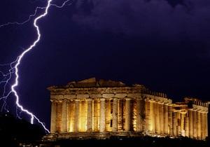 Греція може зірвати виконання взятих зобов язань - МВФ