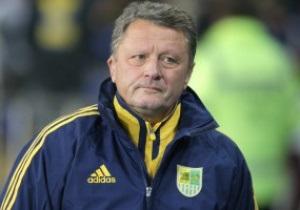 Маркевич: Спортинг - сильная и опытная команда, но меня больше волнует игра с Карпатами