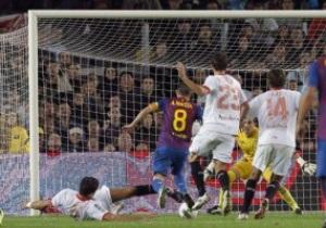 Ла Лига: Барселона продолжает погоню за Реалом
