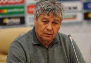 Луческу: Теперь будет идти борьба фанатов Шахтера и Динамо за то, у кого на матчах больше поддержки