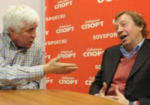 Семин: В России нет таких комфортных стадионов, как в Украине
