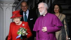 Глава англіканської церкви залишає свою посаду