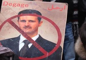 Reuters: Режим Асада встояв за рік заворушень
