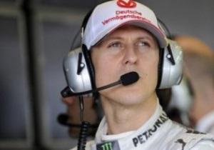 Шумахер выиграл вторую практику на Гран-при Австралии