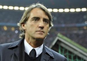 Тренер МанСити взял на себя вину за вылет из Лиги Европы