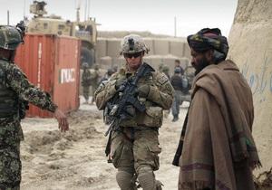 У розстрілі мирних афганців могли брати участь до 20 солдатів США - влада Афганістану