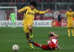 Металлист впервые в истории вышел в четвертьфинал еврокубка