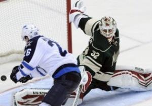 NHL: Виннипег крупно побеждает Даллас, Анахайм всухую расправился с Детройтом
