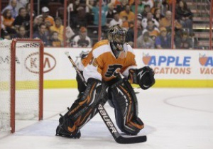 NHL: Очередной шатаут от Брызгалова и третий подряд неудачный выезд Бостона