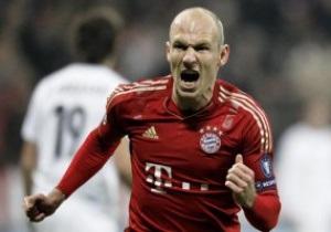 Баварія встановила рекорд плей-офф Ліги Чемпіонів