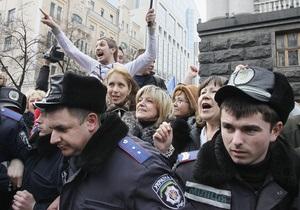 Опитування DW-Trend: кожен третій українець готовий вийти на акції протесту