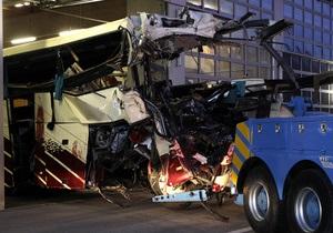 Автобус з бельгійськими дітьми, що розбився у Швейцарії, міг перевищити швидкість