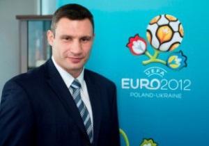 Виталий Кличко в специальном ролике к Евро-2012 рассказал английским болельщикам об Украине