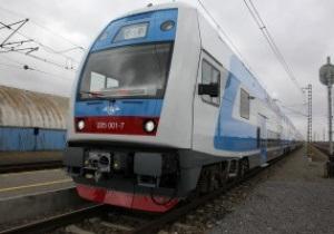 В Чехии состоялась приемка двухэтажного поезда Skoda