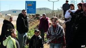 ООН: 230 тисяч сирійців стали біженцями