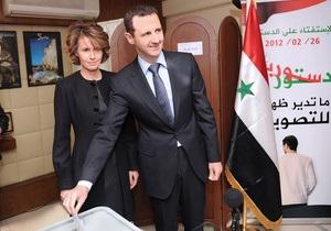 Конфлікт у Сирії: Асад призначив дату парламентських виборів