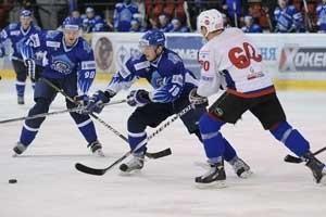 Обнародовано расписание финальной серии хоккейного чемпионата Украины