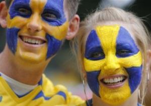 Шведским болельщикам нравится место под фан-лагерь на Трухановом острове