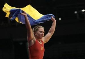 Украинская женская сборная заняла первое место на Чемпионате Европы по вольной борьбе