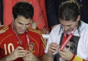 UEFA вручит командам-призерам Евро-2012 160 медалей
