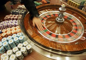 У Києві ліквідовували чотири підпільних казино