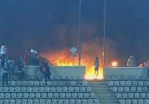 Чемпионат Египта отменен из-за трагедии Порт-Саиде