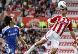АПЛ: Челси с трудом побеждает Сток, Ливерпуль и Тоттенхэм проигрывают