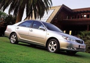 Генпрокуратура купила вісім Toyota Camry по $56 тисяч кожний