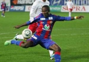 Нападаючий ЦСКА побив рекорд клубу за кількістю голів за сезон