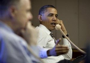 У Білому домі пояснили, чому Обама поки не привітав Путіна