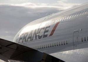 Air France сообщила об убытке в миллиард долларов