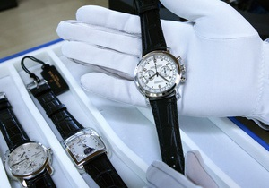 Швейцарські годинникарі очікують другий поспіль рекордний рік з продажів