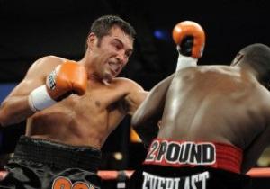 Оскар Де Ла Хойя оголосив, що більше ніколи не вийде на ринг