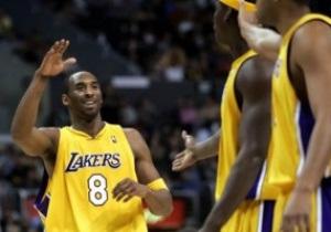 NBA оштрафовала Коби Брайанта на 40 тысяч долларов